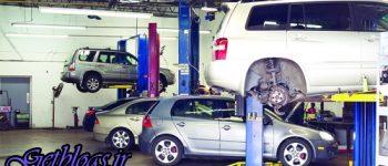 بن بست خودروهای لاکچری در تعمیرگاه!